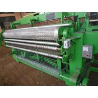 Fully Automatic Welded Mesh Machine Manufactures
