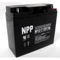 Quality Rechargeable Battery 12V17ah (CE, UL, ISO, SGS) for sale