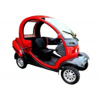 Lead - Acid Battery 50km Lightweight Electric Car , Big Inner Space Mini Electric Scooter Manufactures