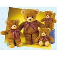 China Plush Toy Bears Family on sale