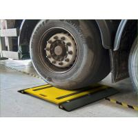 Digital Portable Axle Weighbridge Operating Temperature -20 To 60℃ For Truck Manufactures