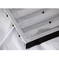 2.0mm 5 Rows Aluminum Alloy Baguette Baking Tray Manufactures