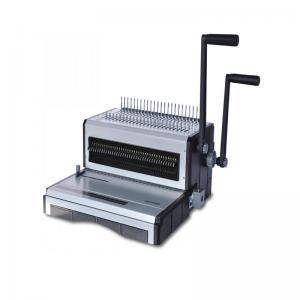 Multifunctional 3/1 Book Binding Punching Machine Manufactures