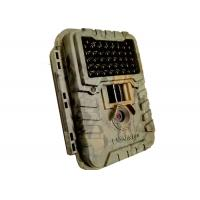 Outdoor Motion Activated 1080P HD Hunting Camera IP67 With 0.65s Trigger Speed Manufactures