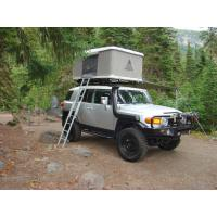 Pop Up Auto Hard Shell Truck Tent Air Permeable For Travel Hiking Camping Manufactures