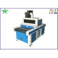 Buy cheap 0-20 m/min Environmental Test Chamber / Industrial Automatic Control UV Curing from wholesalers