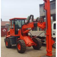 china cheap ground pile drilling machine GS 2000 Manufactures