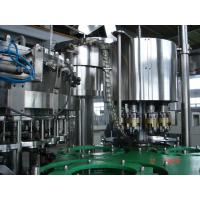 SS316 Glass Bottle Soda Filling Machine Manufactures
