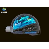 Electic Simulator System Dome Movie Theater With 12 Months Warranty Manufactures