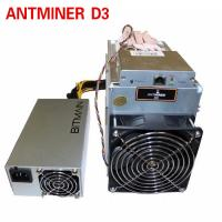 Antminer D3 (19.3Gh) from Bitcoin Mining Device X11 algorithm hashrate of 19.3Gh/s Manufactures