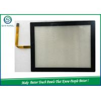 Flat 5W RTP 5 Wire Resistive Touch Panel For Endurable Industry LCD Display Monitor Manufactures