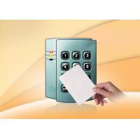 Proximity Mifare Card Reader Rfid Access Control System With Keypad Manufactures