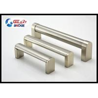 Stainless Kitchen Cabinet Handles And Knobs 192mm T Bar Modern Decoration Long Door Pulls