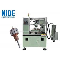 Efficient Armature Commutator Turning Machine 2.2KW Motor Power PLC Control Manufactures