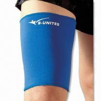 Thigh Support with Nylon Jersey Manufactures