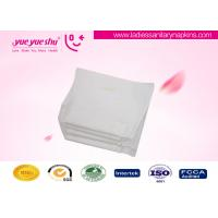 Cotton Menstrual Ultra Thin Natural Sanitary Napkins Lady Use With Wings Manufactures