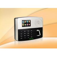 """Web Based 3"""" TFT NFC 3G WCDMA  RFID Access Control System Reader Manufactures"""