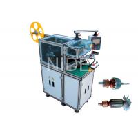 Servo Motor Wedge Cutting , Forming And Inserting Machine Fully Automatic