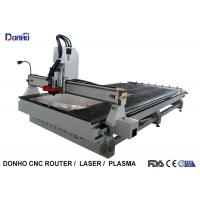 High Efficency ATC CNC Wood Router Machine For Funiture Stair 3D Engraving Manufactures