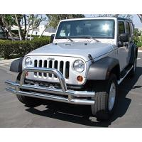 Buy cheap Black Jeep Wrangler Front Bumper from wholesalers