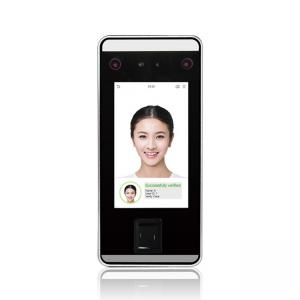 Biometric Facial Recognition Access Control System for Building Manufactures