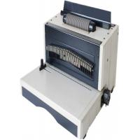 Office Document Plastic spiral coil binding machine Manufactures