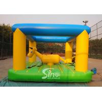 Commercial quality crazy horse children N adults inflatable bouncy castle for outdoor parties or events Manufactures