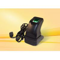 Biometric Fingerprint Reader With SDK , Upload To PC With USB biometrics thumb scanner Manufactures