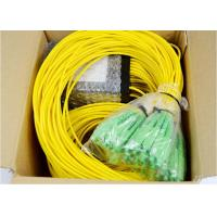 Buy cheap SCAPC Connectors 18 Fiber Optical PLC Splitter Steel Tube Type High Reliability from wholesalers