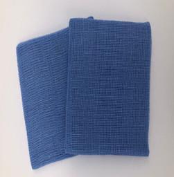 Healthy Blue Color Surgical Medical Gauze Swab / Wound Care Sponges 100% Cotton Manufactures