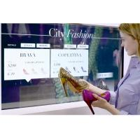 Smart Digital Interactive Touchscreen Display Different Size With Advertisement Video Manufactures