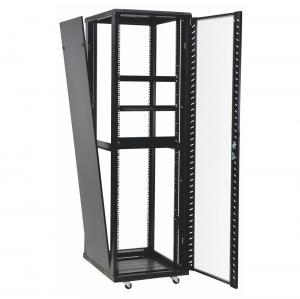 42u 37u Perforated Door Network Equipment Rack Floor Standing Data Center Cabinet Manufactures
