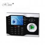 Fingerprint Time Attendance Linux System , USB Time Recorder Fingerprint Time Clock Manufactures