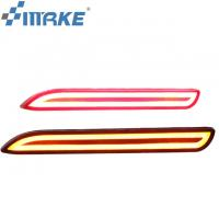 1 Pair LED Rear Bumper Light DC 12V Reflector Tail Light For Camry Innova Manufactures
