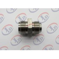 304 Stainless Steel Custom CNC Parts, Both End Thread Stainless Steel Joints Manufactures