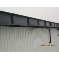 Galvanized ISO Sandwich Panel Steel Structure Construction Manufactures