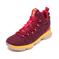 Rubber Outsole Durable Outdoor Basketball Shoes With SGS Certification Manufactures