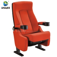 Hot Selling Home Theater Seating Modern Design Cinema Chair With Cup Holder Manufactures