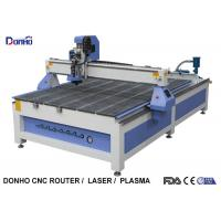 4x8 CNC Router Engraver , CNC Wood Carving Machine Long Working Life Manufactures