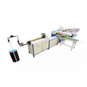 1.6kw L500mm Calendar Hanger Making Machine For Hook Forming Manufactures