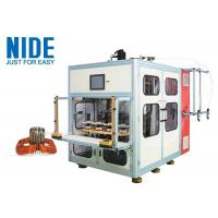 8 Working Station Stator Winding Machine Hight Efficiency For Air Condition Motor Manufactures