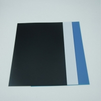 0.2mm 0.25mm 0.3mm PVC Plastic Binding Cover For Notebook Manufactures