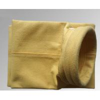P84 Industrial Filter Cloth , Needle Punched Felt Nonwovens Dust Filter Cloth Manufactures