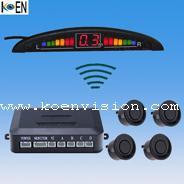 Buy cheap Installation Easy Wireless Car Reversing Sensors KW4-E07 from wholesalers