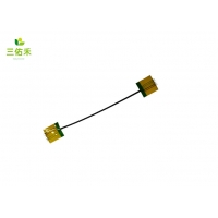 22AWG Mass Plating Male Car Wiring Harness With 2.0mm Pitch Manufactures