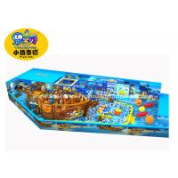 Buy cheap 3-12 Years Age Childrens Soft Play Equipment 12 Months Warranty from wholesalers