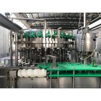 4000BPH Glass Bottle Filling Machine Manufactures