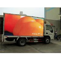 P6 SMD Trailer Mounted Led Screen , Outdoor Mobile Led Screen Frame Rate ≥60Hz Manufactures