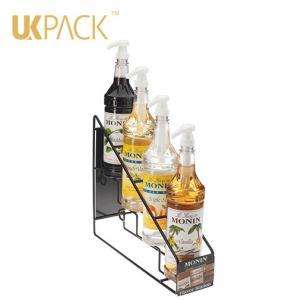 Buy cheap Custom Torani Milk Plastic Sauce Dispenser Pump 5ml-8ml-10ml Gold from wholesalers