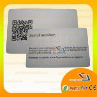 Buy cheap PVC Hologram Business Cards from wholesalers